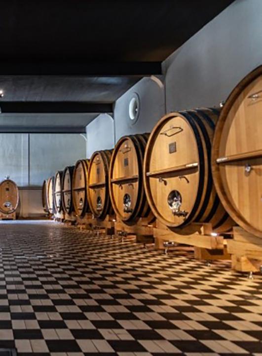 Barricas Vino Español 2