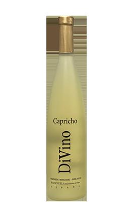 Capricho Divino Viognier-Moscatel 2019